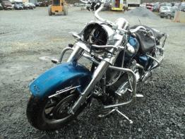 HD Road King Blue 05